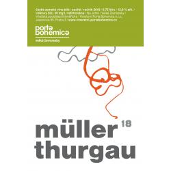 Müller-Thürgau, 2018